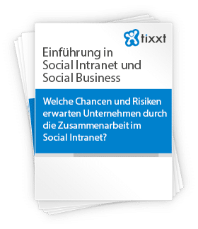 Einfuehrung in Social Intranet und Social Business