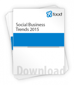 Social Business Trends 2015 (Whitepaper)