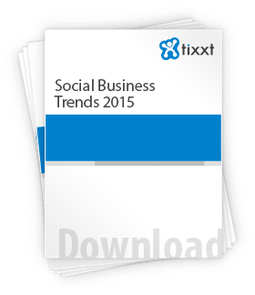 Social Business Trends 2015 (Whitepaper)