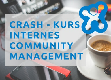 Crash-Kurs internes Community Management