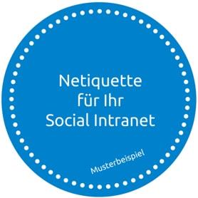 Netiquette für Ihr Social Intranet