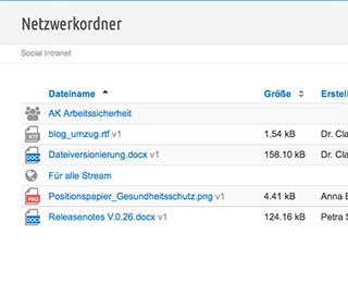 Das Dateimodul: Der digitale Aktenschrank (Feature des Monats – Update)
