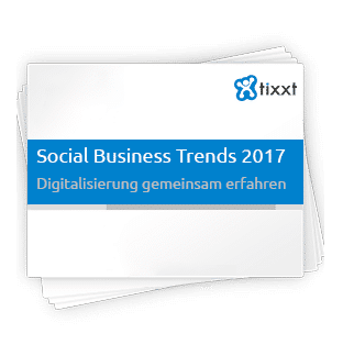 Social Business Trends 2017