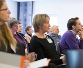 Inspiration & Austausch – Das 1. tixxt Digital Change Lab