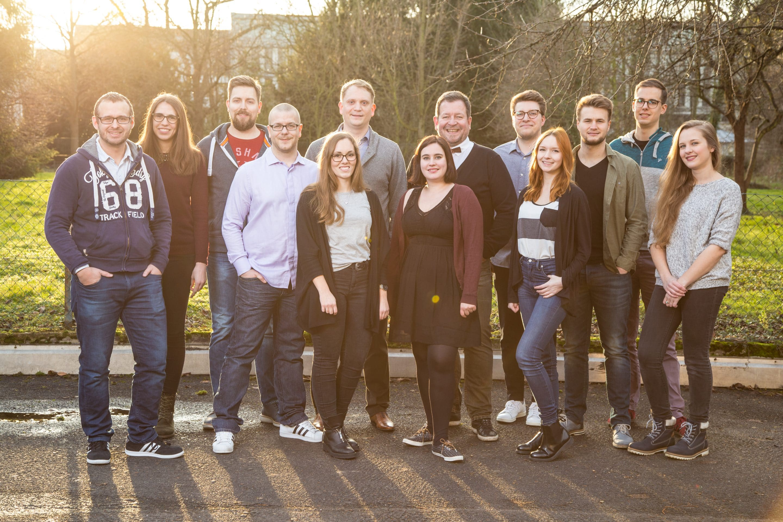 Das mixxt Team und seine Javascript Entwickler Bonn