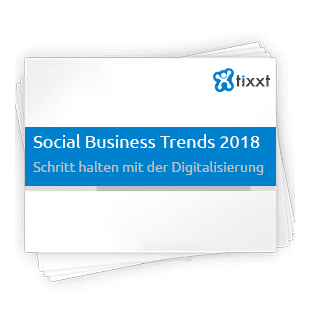 Social Business Trends 2018