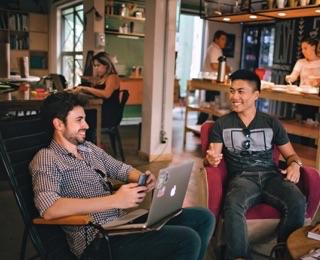 Eine Innovationsplattform einsetzen und mit Ideen durchstarten