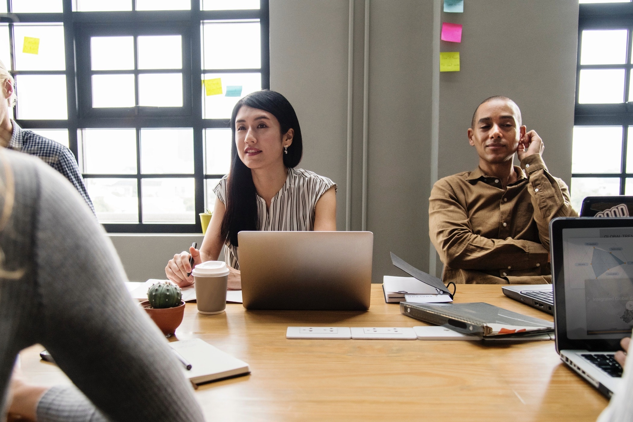 Wie Sie mit Ihrem Social Intranet Meetings optimieren