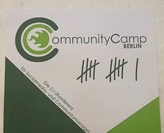 So war das Community Camp Berlin 2018: Die wichtigsten Learnings und Tweets