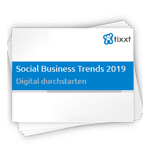 Social Business Trends 2019