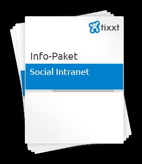 Vorschaubild Info-Paket Social Intranet